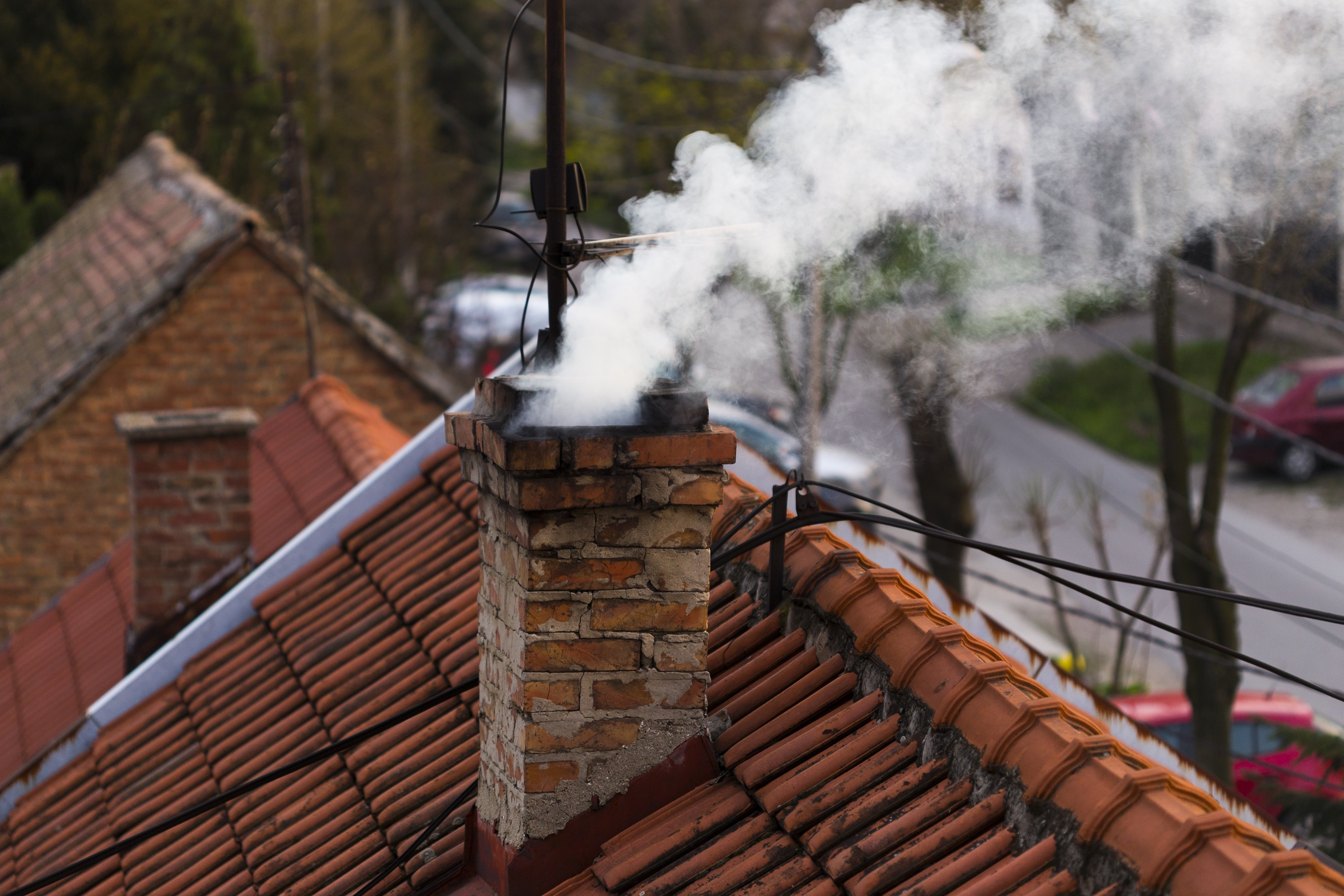 replace chimney