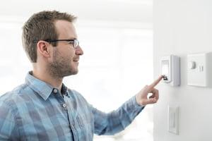 thermostat temperature differential